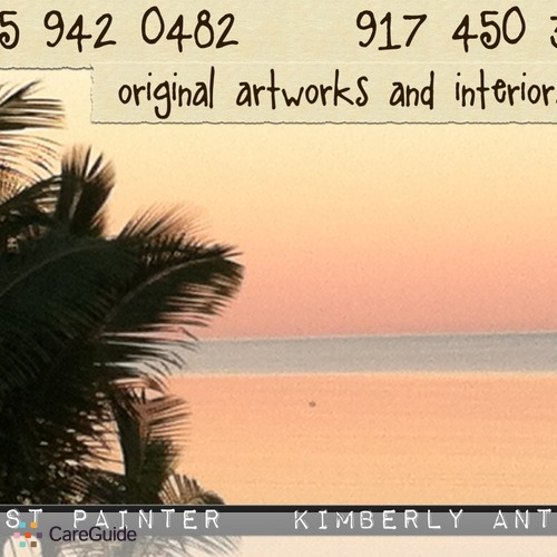 Painter Provider Kimberly Anthony's Profile Picture