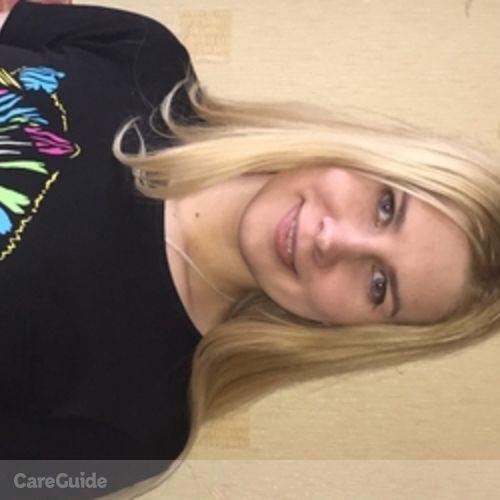 Canadian Nanny Provider Liudmila K's Profile Picture