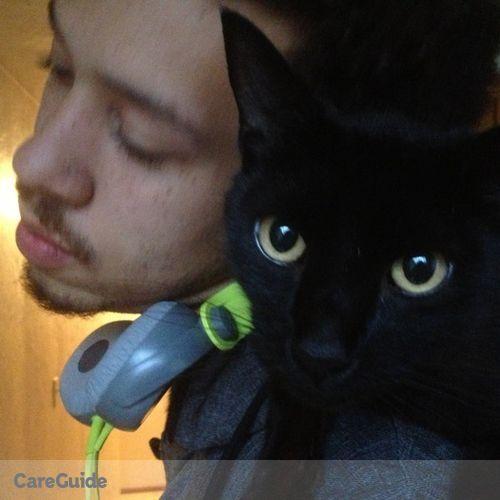 Pet Care Provider Jonathan F's Profile Picture