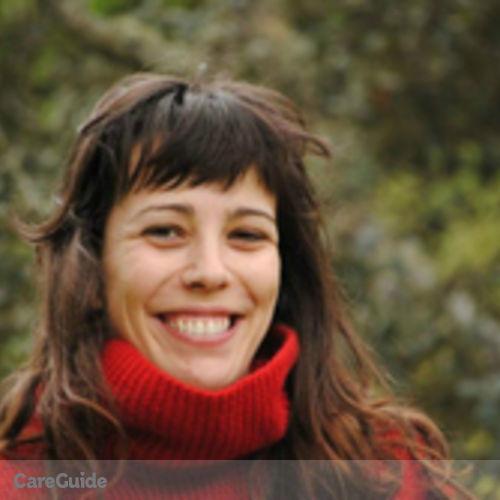 Canadian Nanny Provider Maria del Mar G's Profile Picture