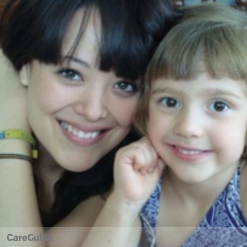 Canadian Nanny Provider Paulina Guarro's Profile Picture