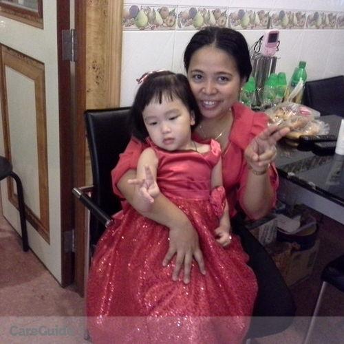 Canadian Nanny Provider Priscila Palomares's Profile Picture