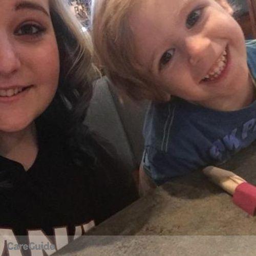 Child Care Provider Kayla Getz's Profile Picture
