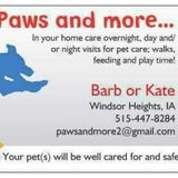 Pet Care Services- Walking- Playtime- Loving Care for your Pet