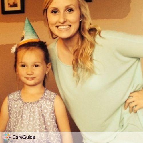 Child Care Provider Carlee Laczo's Profile Picture