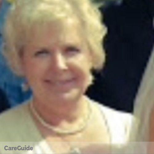 Canadian Nanny Provider Margaret Morrison's Profile Picture