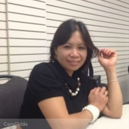 Canadian Nanny Provider Alma A's Profile Picture