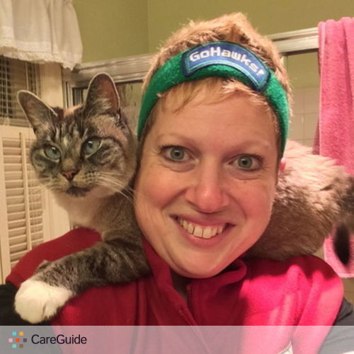 Pet Care Provider Whitney Button's Profile Picture