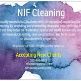 NIF Cleaning