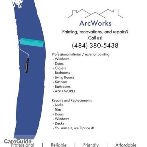 Handyman Provider Christopher Whitworth's Profile Picture