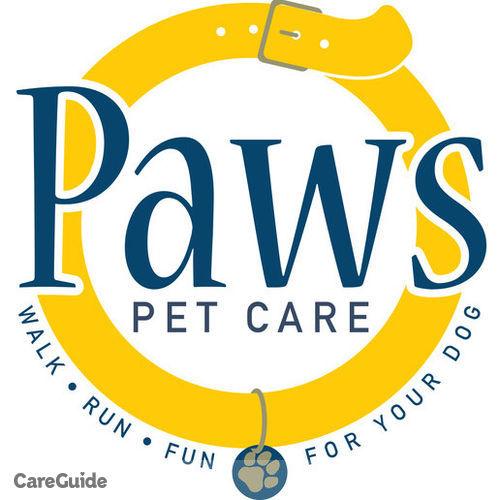 Pet Care Provider Paws Pet Care's Profile Picture