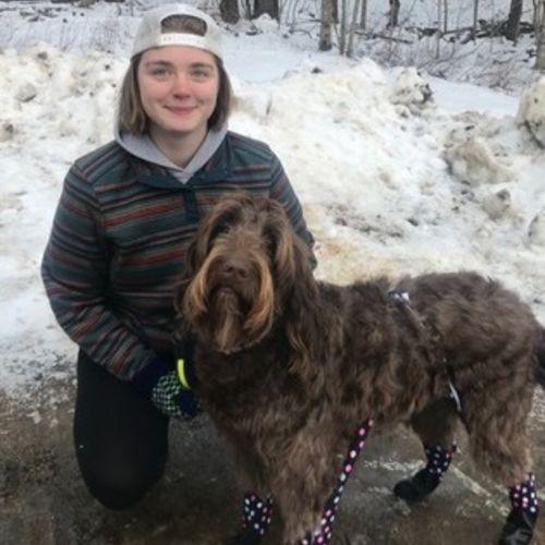 Pet Care Provider Cam C's Profile Picture