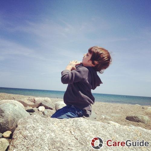 Child Care Job Jessica Oliver's Profile Picture