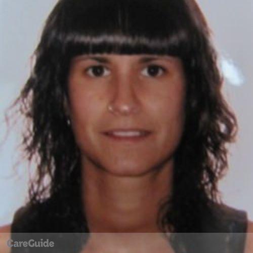 Canadian Nanny Provider Maria Ojer's Profile Picture
