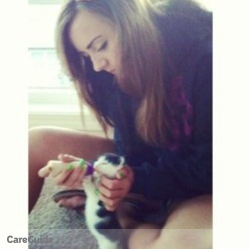 Pet Care Provider Cassidy Anderson's Profile Picture