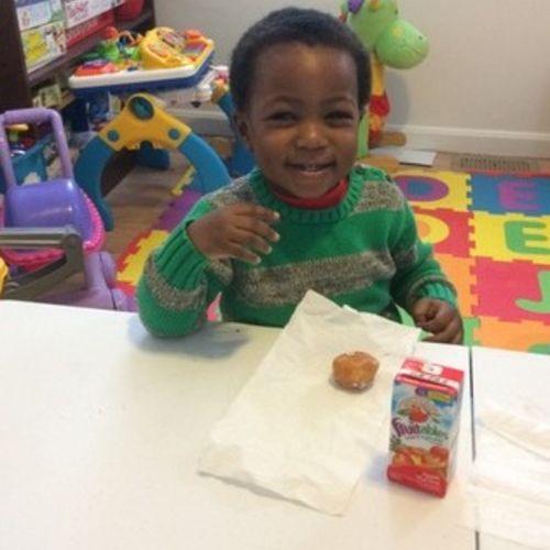 Child Care Job Khadiya Briggs's Profile Picture