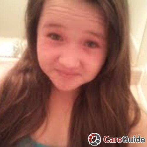 Child Care Provider Ashley Maye's Profile Picture