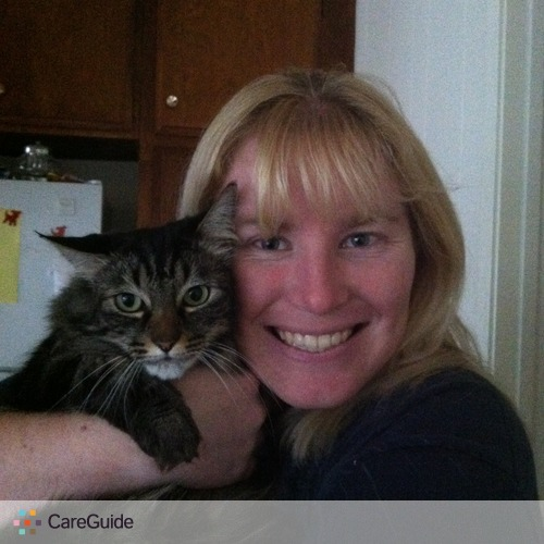 Pet Care Provider Stephanie J's Profile Picture