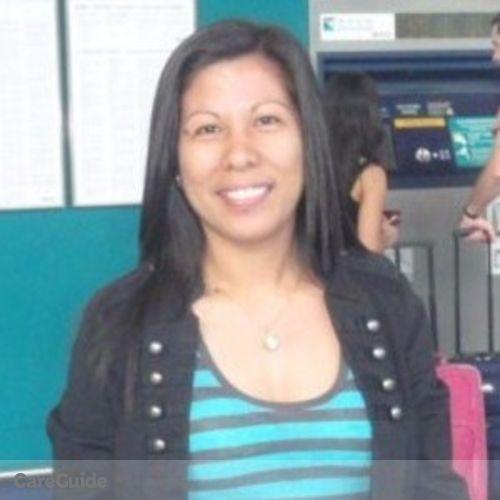 Canadian Nanny Provider Rosana Mena's Profile Picture