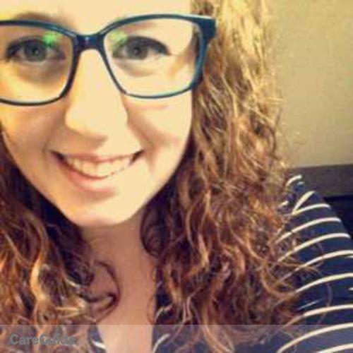 Canadian Nanny Provider Alyssa Krieser's Profile Picture