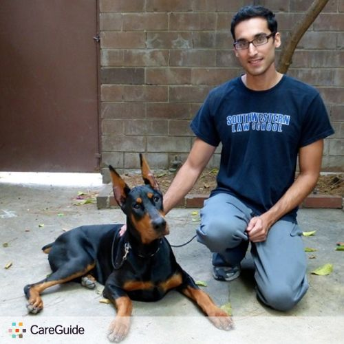 Pet Care Provider Navid Kanani's Profile Picture