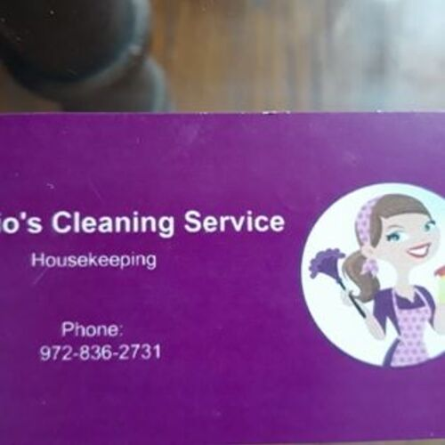 Housekeeper Provider Rocío P's Profile Picture
