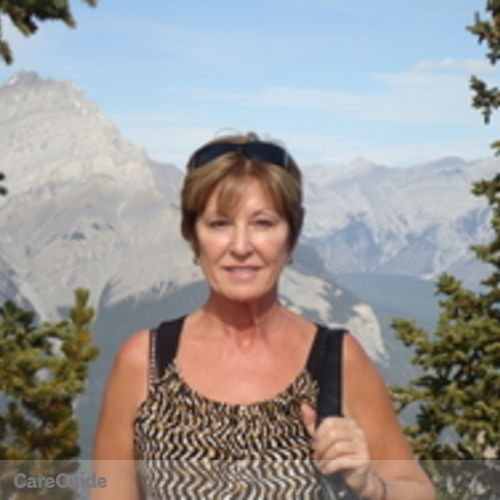 Canadian Nanny Provider Sylvia Kavanagh's Profile Picture