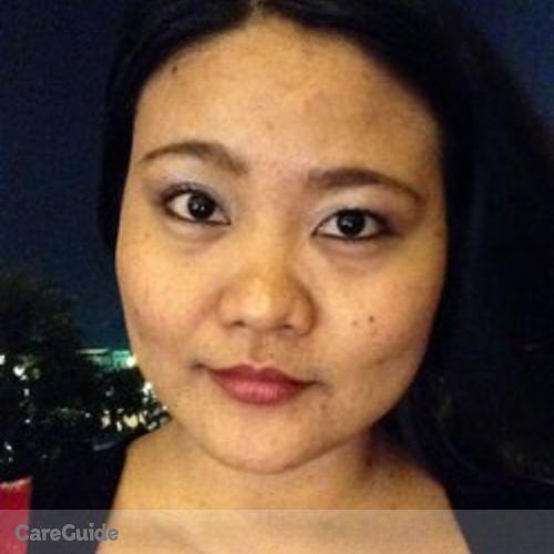 Canadian Nanny Provider Ma. Kristina Divina Guillermo's Profile Picture
