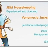 House Cleaning Company, House Sitter in Montgomery