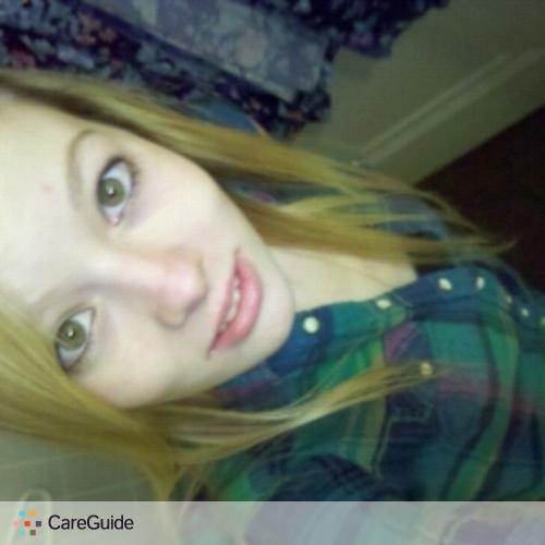 Child Care Provider jessica higdon's Profile Picture
