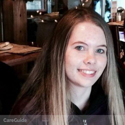 Canadian Nanny Provider Paige D's Profile Picture