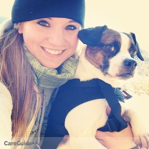Pet Care Provider Brittney Palmer's Profile Picture