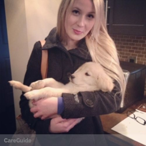 Canadian Nanny Provider Erika Hildebrandt's Profile Picture