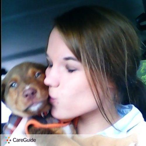 Pet Care Provider Kayla V's Profile Picture
