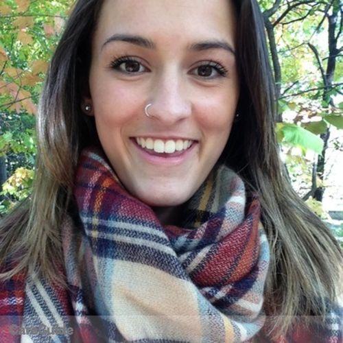 Canadian Nanny Provider Saskia B's Profile Picture