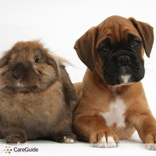 Pet Care Provider Kjia Gentz's Profile Picture