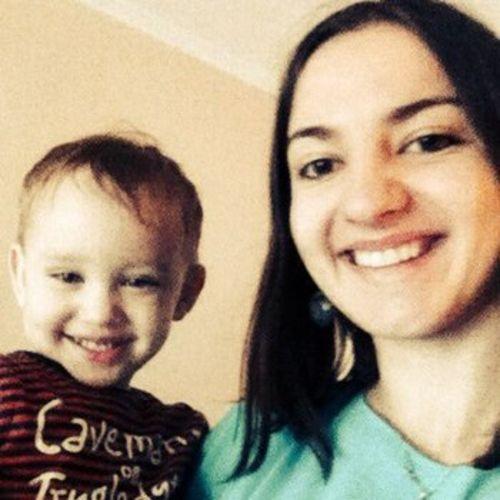 Canadian Nanny Provider Lyana Khoma's Profile Picture