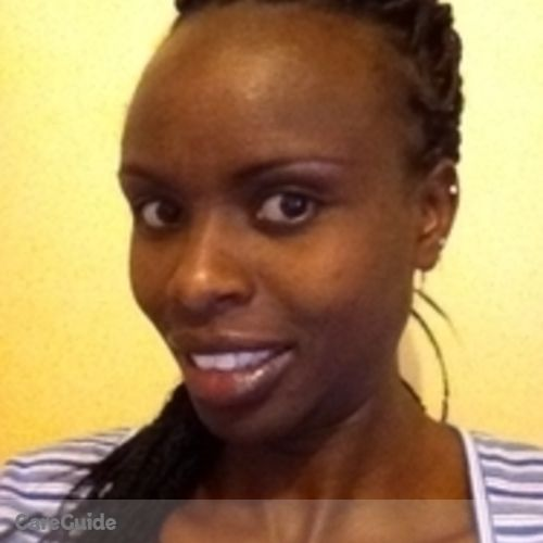 Canadian Nanny Provider Eunice Njeri's Profile Picture