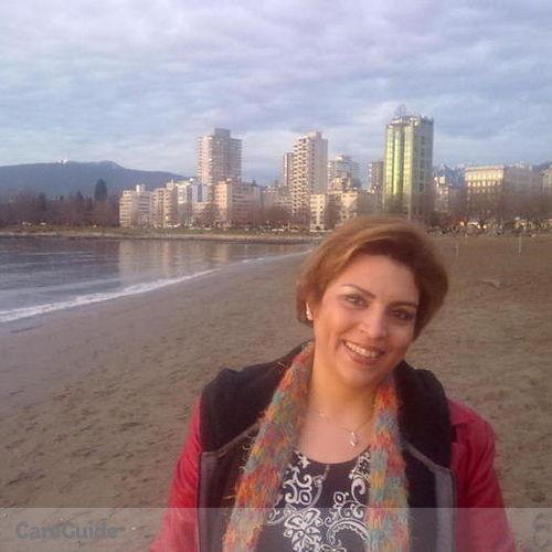 Canadian Nanny Provider Zahra Attar's Profile Picture