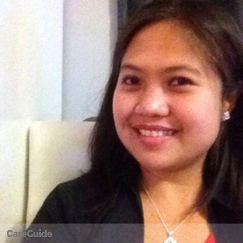 Canadian Nanny Provider Lhen 's Profile Picture