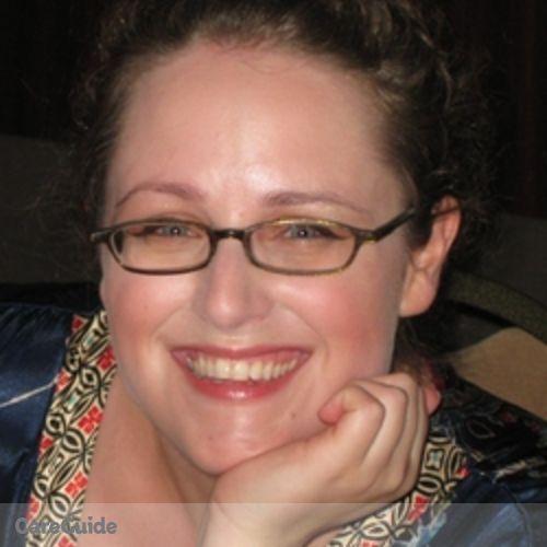 Canadian Nanny Provider Bryn McCullough's Profile Picture