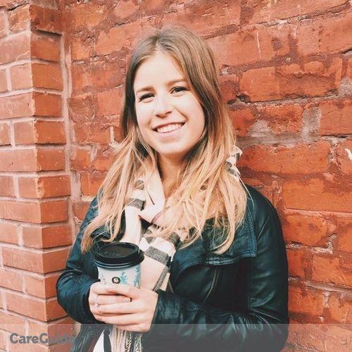 Child Care Provider Alexandra Bozanis's Profile Picture