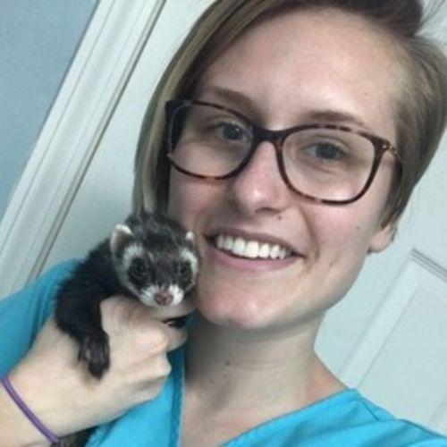Pet Care Provider Avery V's Profile Picture