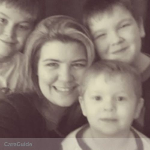 Canadian Nanny Provider Melissa Kaiser's Profile Picture