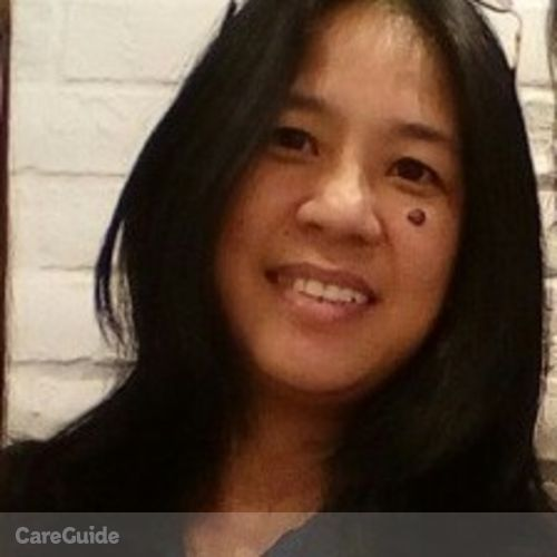 Canadian Nanny Provider Arlyn Sison's Profile Picture
