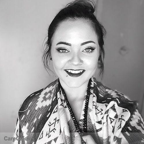 Canadian Nanny Provider Kayzie Barleben's Profile Picture