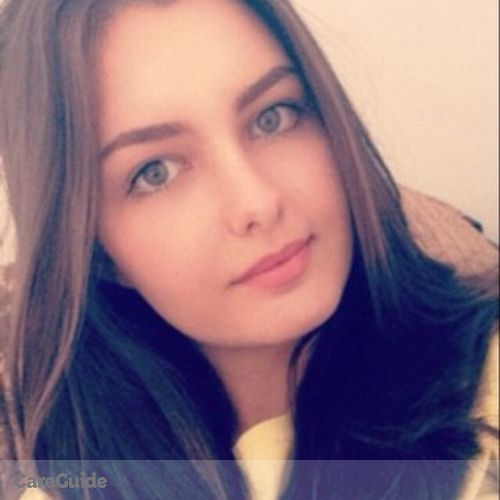 Canadian Nanny Provider Maria Zakharova's Profile Picture