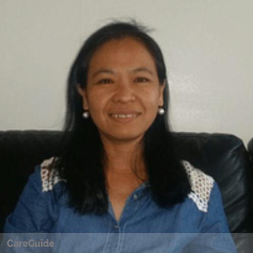 Canadian Nanny Provider Armi F's Profile Picture