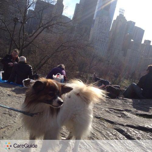 Pet Care Job Mino Makari's Profile Picture