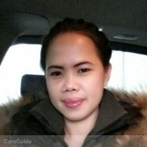 Canadian Nanny Provider Sarah Prangan's Profile Picture